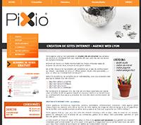 Pixio agence web Lyon